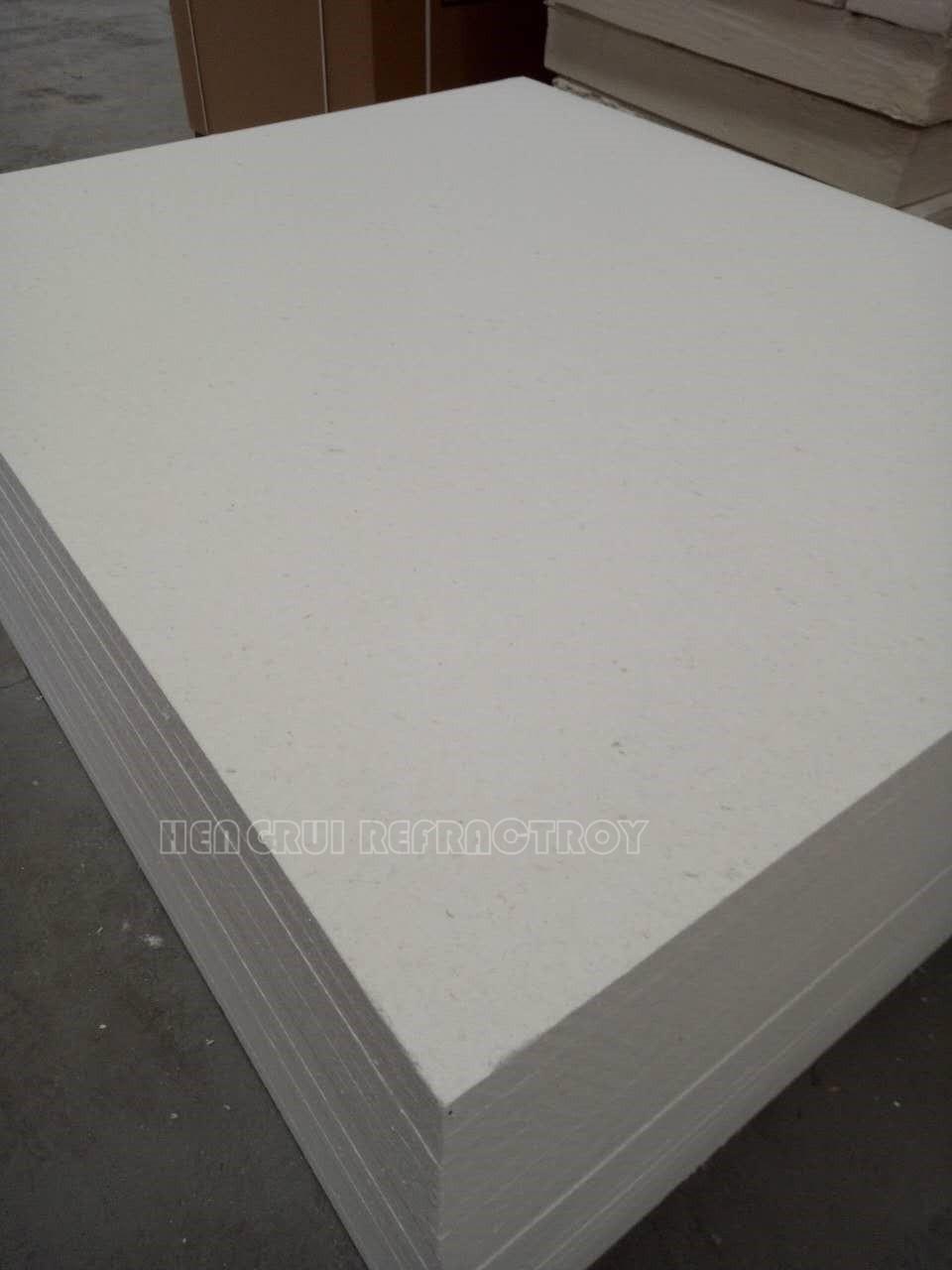 Fire Resistant Clay : Tablero de fibra cerámica resistente al fuego tableros