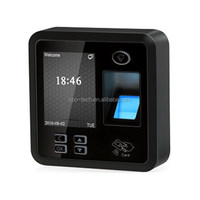 USB, TCP/IP 125Khz ID Card Reader Fingerprint Access Control Device