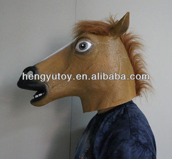 masquerade masks buy cheap halloween mask horse mask white brown black