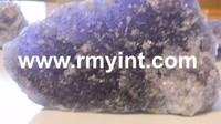 pakistani RMY 028 best quality persian blue salt and blue salt lamps