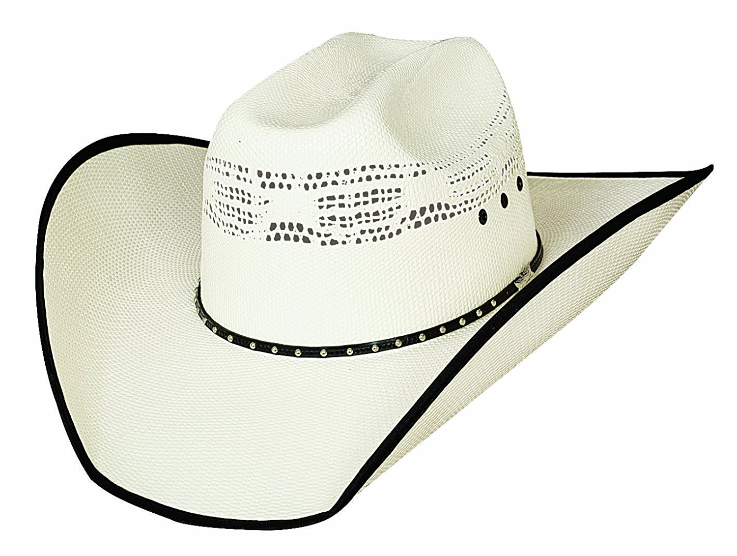 5412c1d83f0cd Get Quotations · Justin Moore Montecarlo Bullhide Hats Beer Time Western  20X Bangora Straw Cowboy Hat (7 1