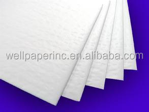 White 1/4 Fold Airlaid wipes, Disposable, Medium Weight, 12 Inch x 13 Inch, White (500 Per Case)
