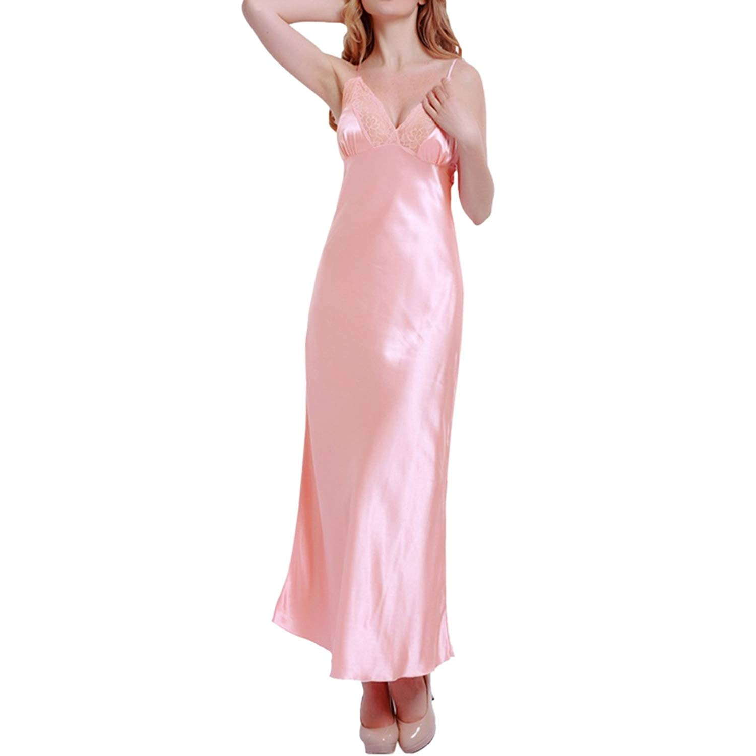 Cheap Satin Nightgowns For Girls, find Satin Nightgowns For Girls ...