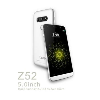Z52 Capacitive Touch Screen Big Battery Phone 5 0 inch Kimfly Low Price  Mobile Phone, View high quality kimfly low price mobile phone, kimfly  Product