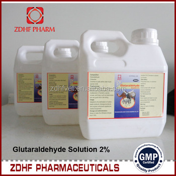 Dilute 2 Glutaraldehyde Solution For Farm Use