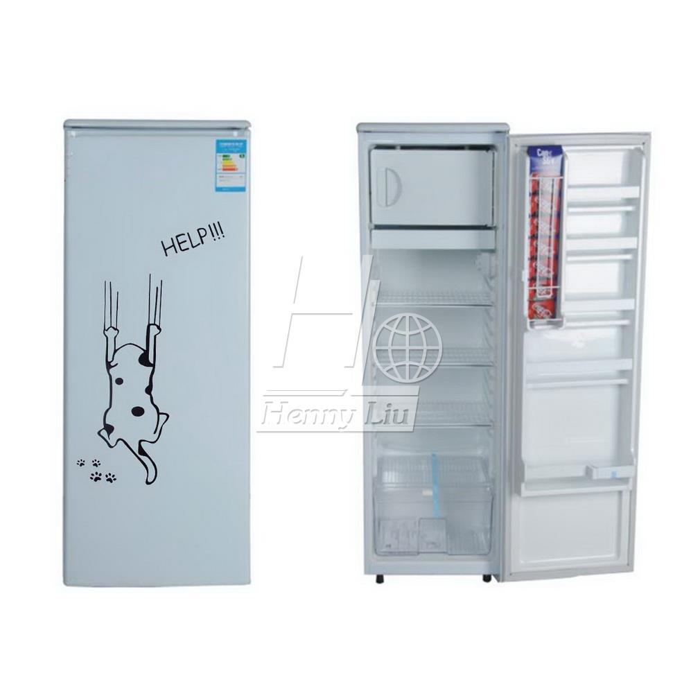 Buy Refrigerator Fridge Wall stickers cartoon child kitchen cabinet ...