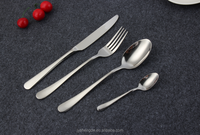 stainless steel flatware set ,sliver / gold / black / rainbow and stone wash cutlery