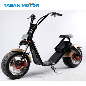 Adult Fat Tire Citycoco Electric Scooter 2018 48V 1500W 2 Wheel Mobility Electric Motorcycle