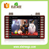 Guangzhou 5inch mp4 hindi video songs kids mp4 player El-999