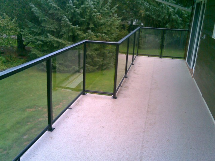 China Aluminum Glass Railings, China Aluminum Glass Railings Manufacturers  And Suppliers On Alibaba.com