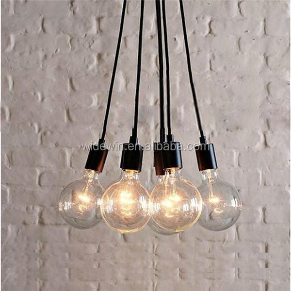 einfache vintage edison gl hbirnen gl hfaden licht. Black Bedroom Furniture Sets. Home Design Ideas