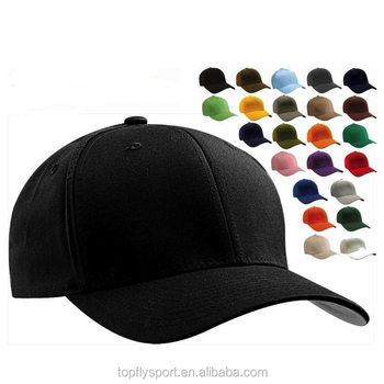 cc86a00b04e Blank Fitted Hats Wholesale Flexfit Cap Navy Blue Flexfit Baseball ...