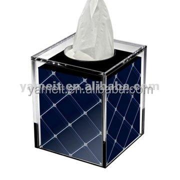 Clear Factory Customized A4 Acrylic Box