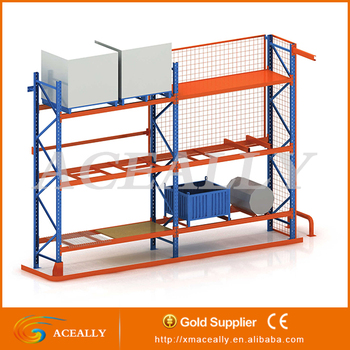 pallet racking steel frame layout support bar beam racks warehouse racking design