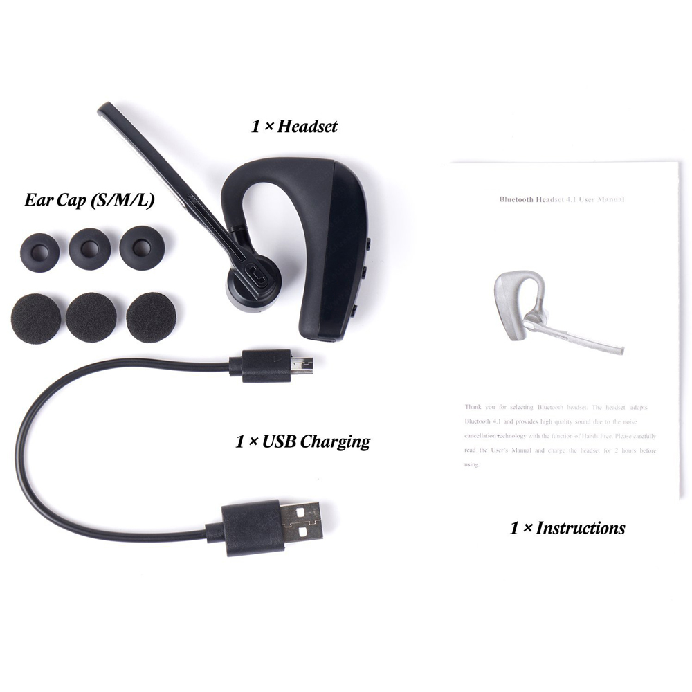 Voice voyager K10 business wireless bluetooth headset
