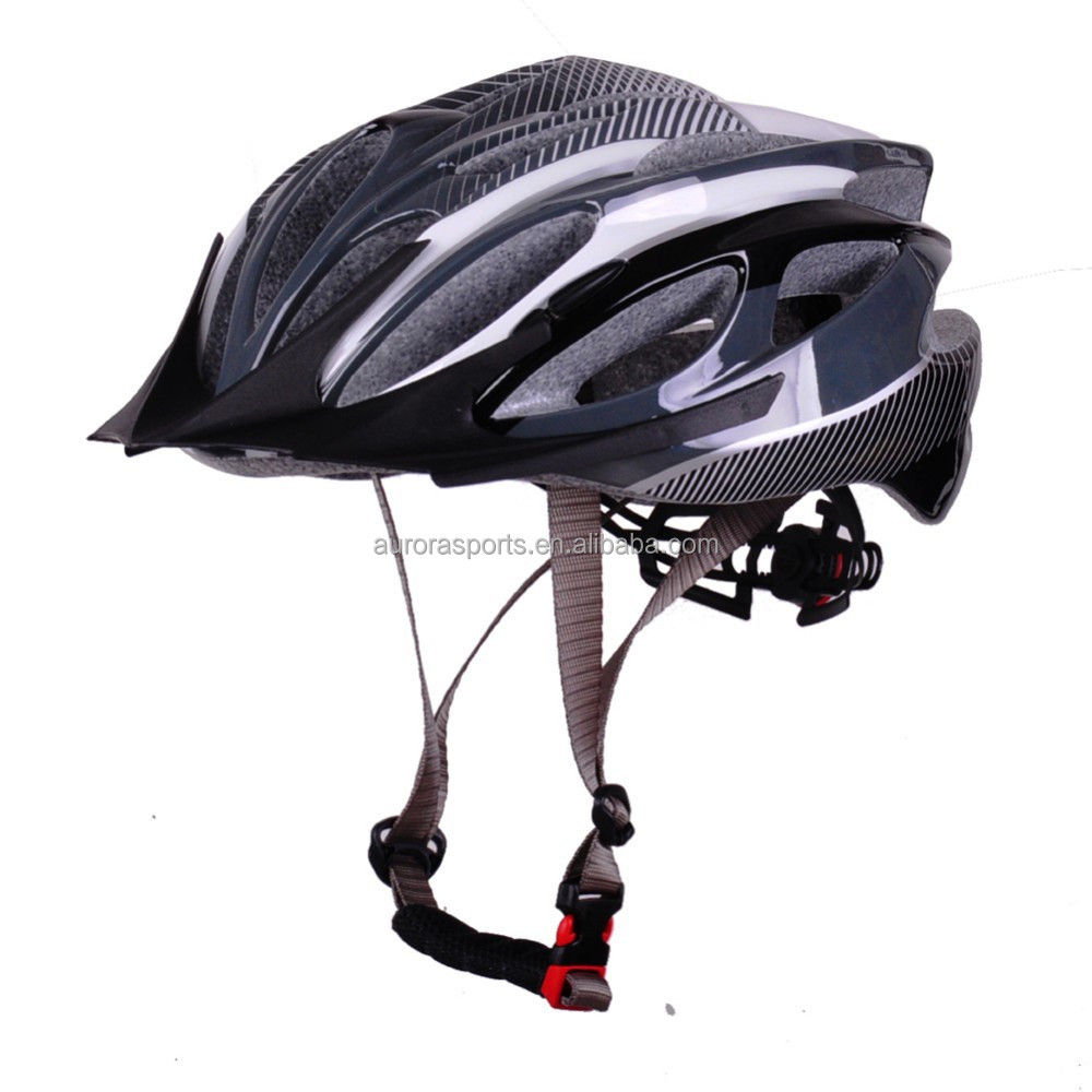 Wholesale head protection helmet with colorful buckle, bicycle ...