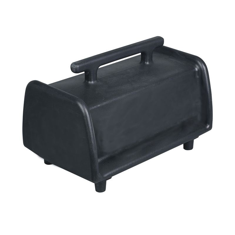 china supplier oem black waterproof case plastic PE box portable style, made in China black empty plastic electrical box