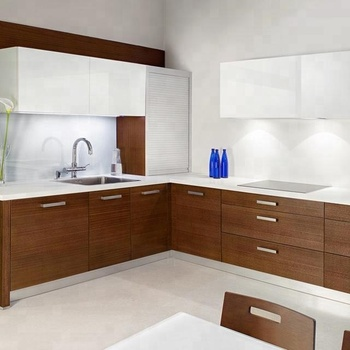 Modular Wooden Kitchen Furniture From China Kitchen Cabinet Factory
