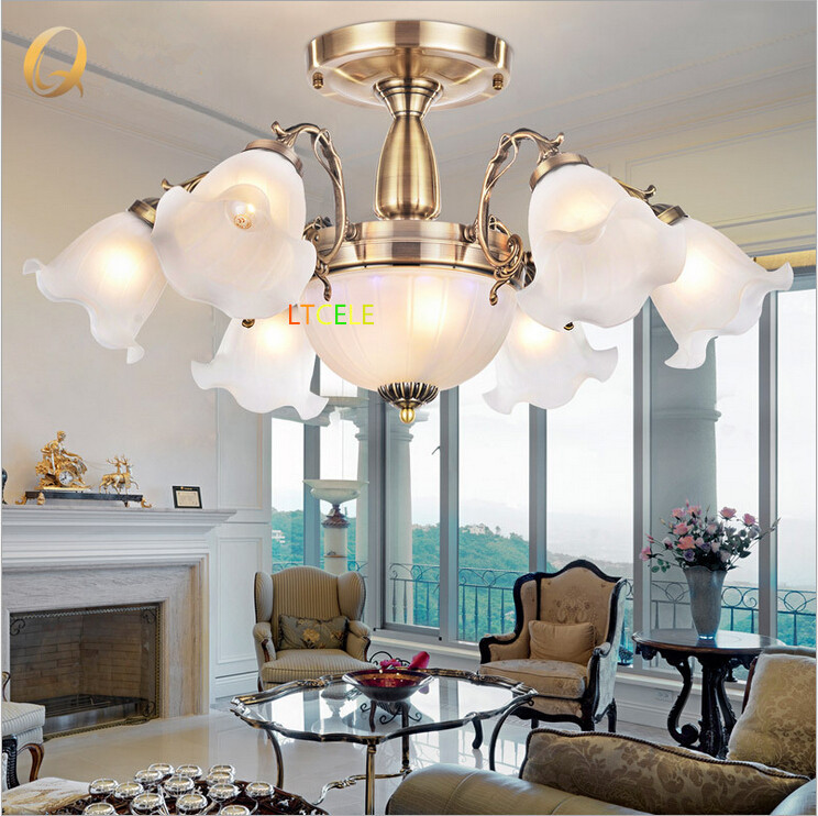 luces de cristal moderno luz de techo para comedor luminarias lamparas de iluminacin del vestbulo