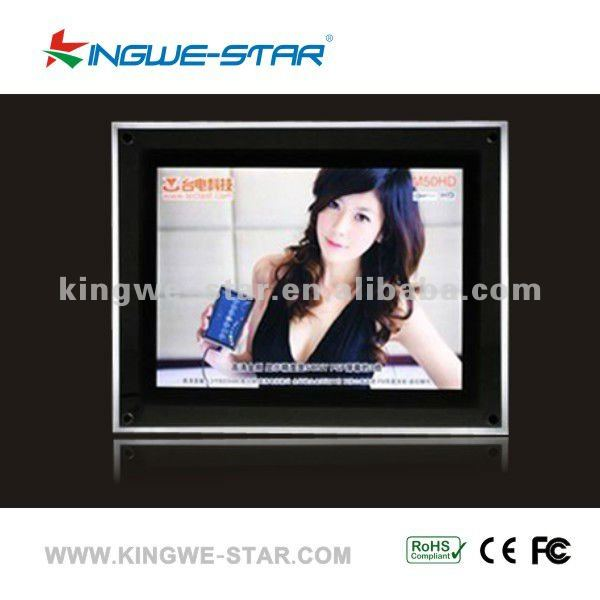 LED Table Acrylic Photo frame