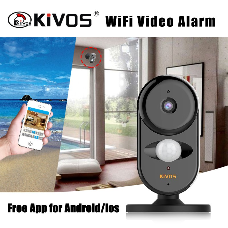Smart home sensors and home safe wireless ip alarm KVA007