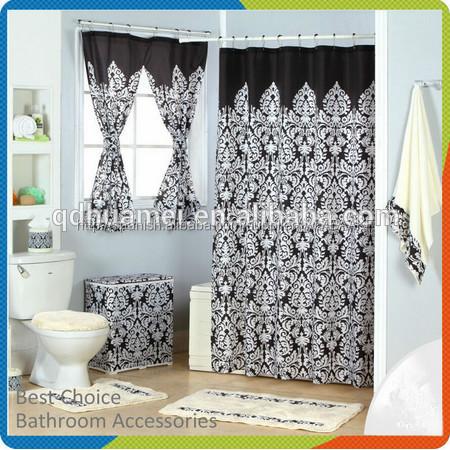 Walmart cuarto de baño ducha cortina-Cortina -Identificación del ...