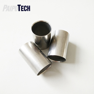 CNC Lathe AISI 304 Welded Stainless Steel Pipe / SS Tube, Precision CNC Machined Medical Machine Spare Parts