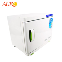 Au-23A Towel Warmer Container UV Sterilizer for Beauty Salon Use