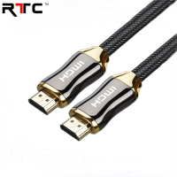 male to male HDMI 2.1 Cable 4K braided with ethernet up to 7m Optional