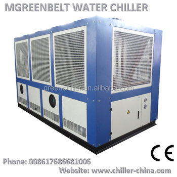 Dual Compressor 60 Ton Air Cooled Water Chiller Price