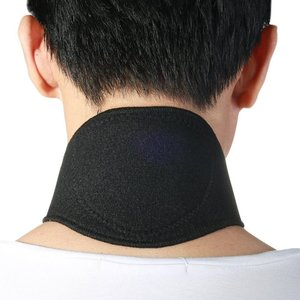 Neck Brace Magnetic Self Heating Health Neck Support Natural Physical Therapy