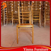 YINMA Hot Sale factory price white dining chair