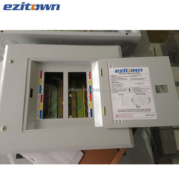 Ezitown Eletra Brand Three Phase 3 Way Three Ways Plug In Type Mcb ...