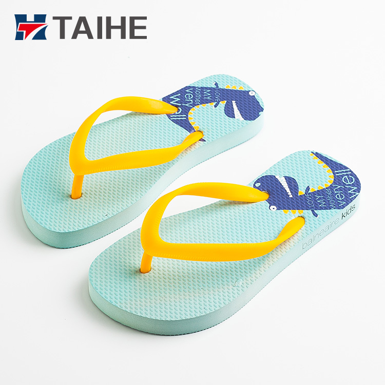 edb0997cc China Kid Rubber Nude Children Flip Flops Slippers - Buy Rubber Flip ...