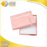 Best factory price,elegant hot popular gift box for clothes