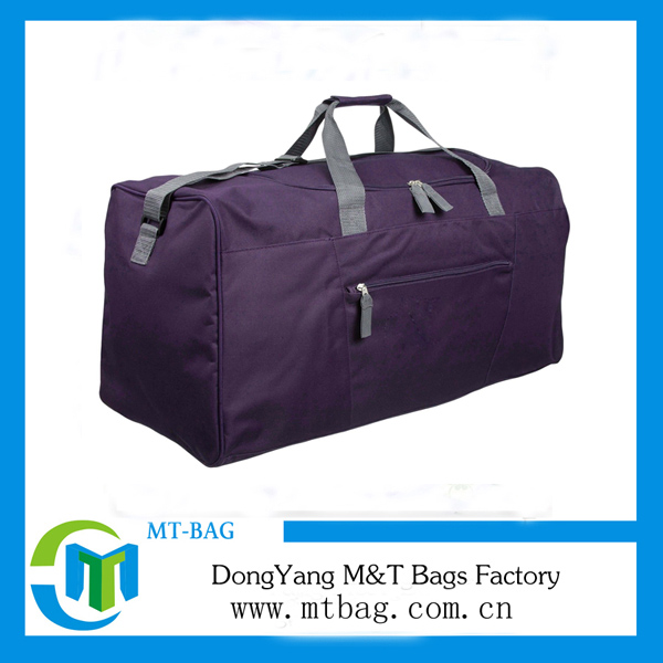 Wholesale new style classic trolley travel bag golf travel bag