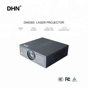 6300lums XGA resolution 1024*768 dlp technology projector