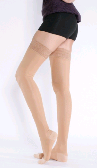 2017 Yasee Comfortable Compression Stockings for Varicose Veins and Pregnancy