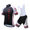 Breathable sport short cycling T shirt clothing cycling costom bike jersey