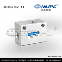 KKP series quick exhaust valve automatic air release valve
