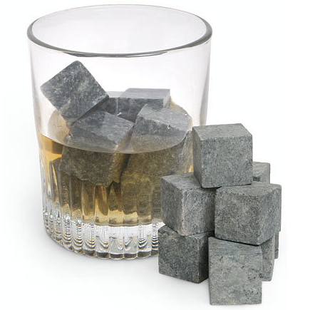 Wholesale 9 pcs Drinking Whisky Stones Rocks Marble Ice Cube Chilling Stone