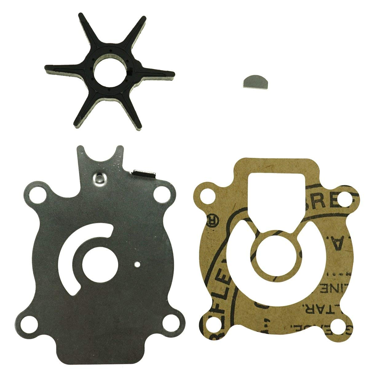 Get Quotations · New Water Pump Impeller Service Kit for Suzuki DT55-DT65  17400-94701 18-