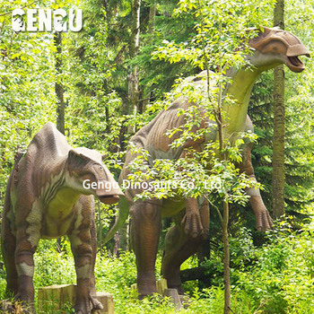 Animatronic Dinosaurs Replica Dinosaur Electronic Model