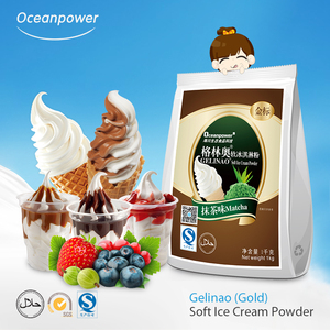 Oceanpower Gelinao(Gold) Soft serve ice cream powder mix price for sale