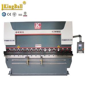 the newest type of KCN-20040 torsion bar synchronous CNC press brake