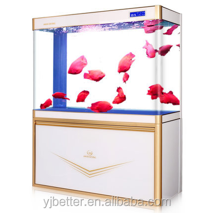 Modern Home Decoration Large Fish Tank Aquarium decorations, home fish tank aquarium for sale