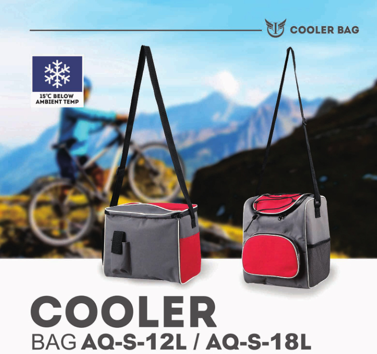 The new model for 18L promotion soft cooling bag cooler box