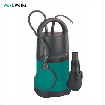 400W New Model Automatic Electric Submersible Pump For Clean Water