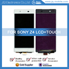 Accessories And Parts Full LCD Display Touch Screen Digitizer Assembly for Sony Z4 Lcd