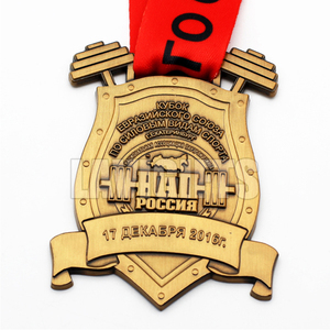 Cheap Unique Custom Zinc Alloy Metal Antique Brass Copper Bronze Plating Blank Insert Award Medal For Sport